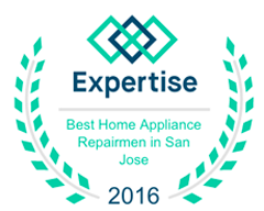 Expertise Award for Golden State Appliance Repair
